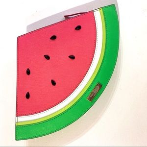 🆕 Kate Spade Watermelon Clutch